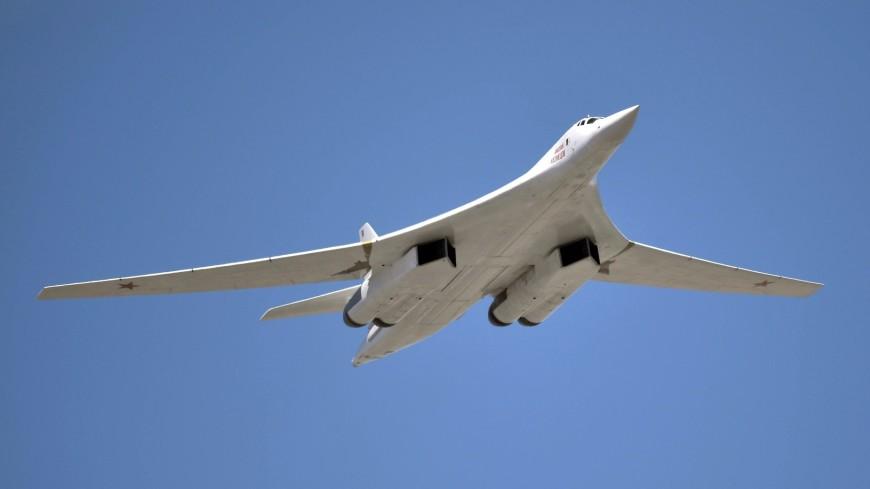 Парение «Белых лебедей»: российские Ту-160 десять часов кружили над Карибским морем