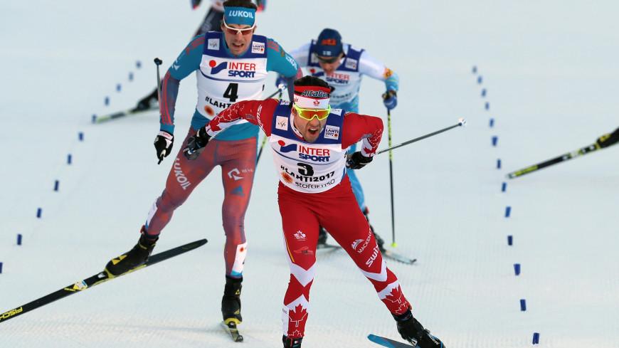 Устюгов завоевал серебро на этапе «Тур де Ски»