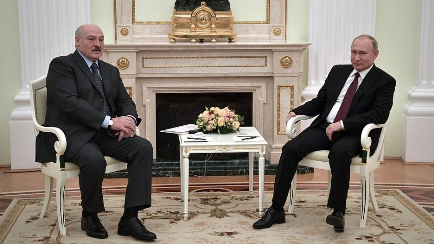 Путин и Лукашенко договорились поиграть в хоккей