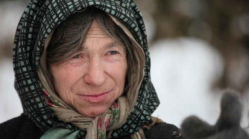 Отшельница Агафья Лыкова по спутнику попросила привезти сено и виноград
