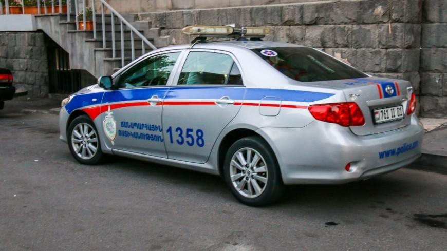армения, полиция, полиция армении