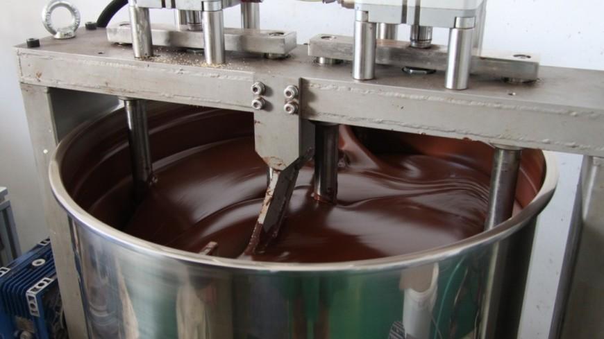 шоколад, производство, завод, техника, сладости