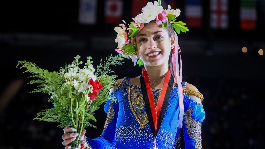 Россиянка Алена Косторная победила в Финале юниорского Гран-при по фигурному катанию