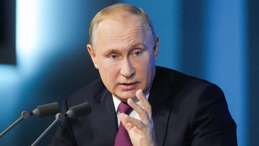 Путин пообещал помочь ученым Новосибирска с жильем