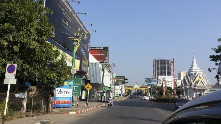 © Фото: МТРК «Мир», город, тай, таиланд