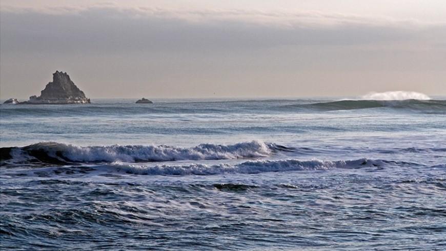 © Фото: Петр Королев, МТРК «Мир», вид на море, море, камчатка