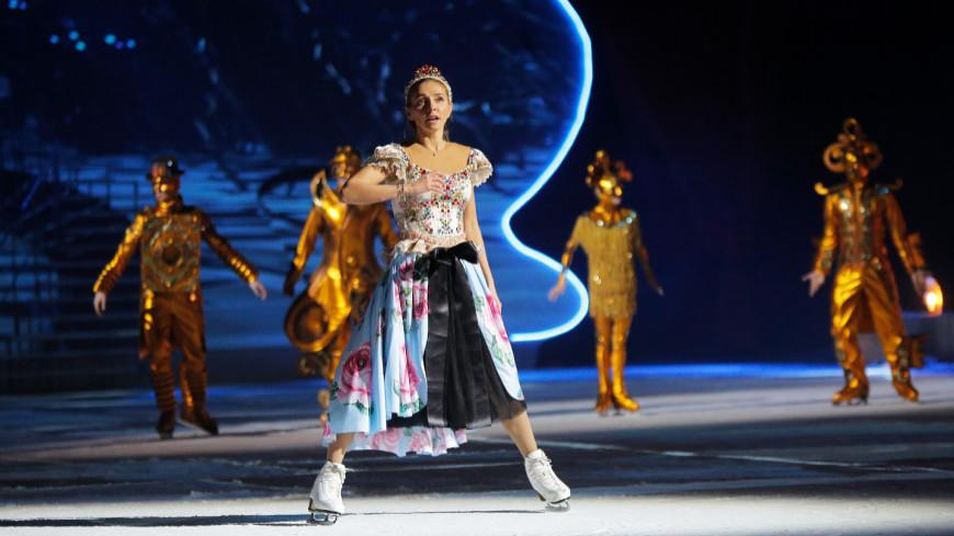 История о настоящей любви: в Москве прошла премьера шоу Татьяны Навки «Аленький цветочек»