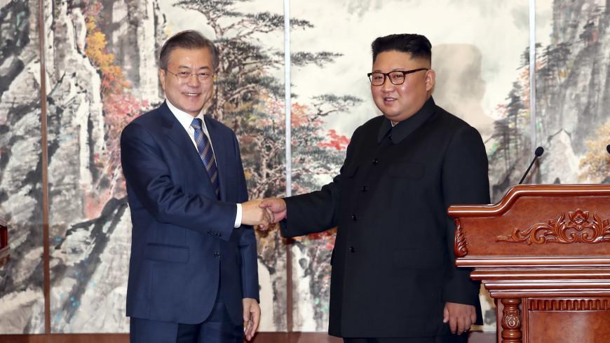 Ким Чен Ын написал письмо Мун Чжэ Ину и предложил чаще встречаться