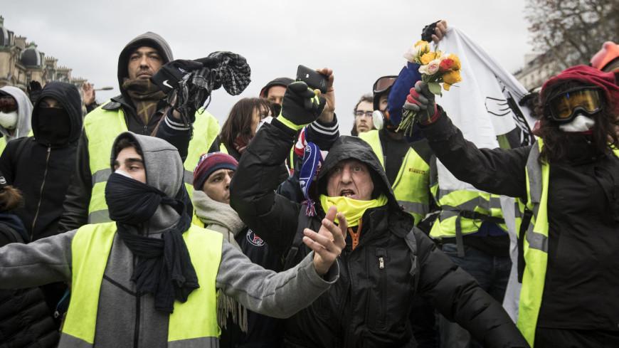 Цепная реакция. Протесты «желтых жилетов» – теперь и в Израиле