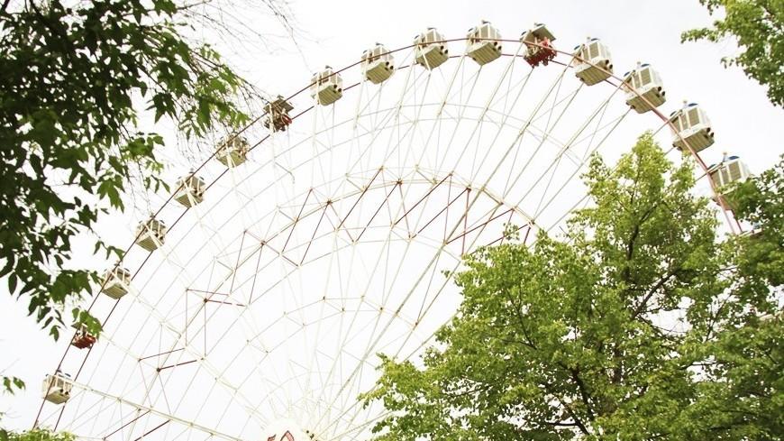 © Фото: «Мир 24», вднх, колесо обозрения