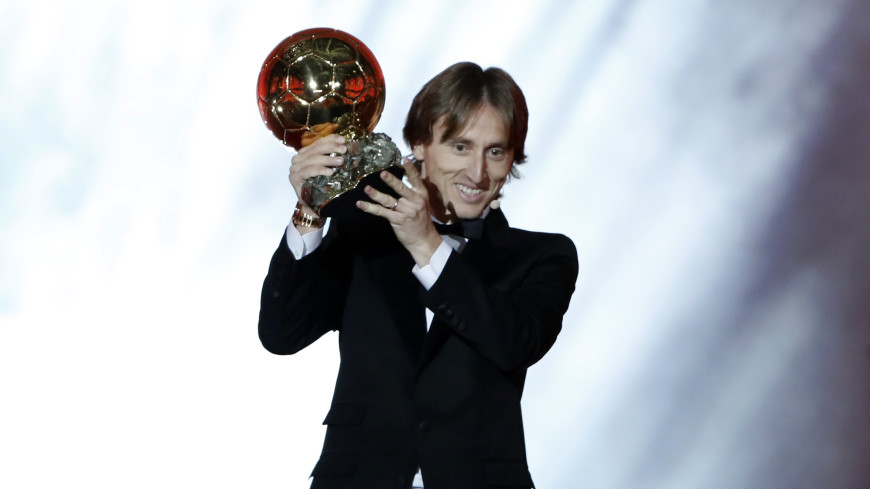 Скромный гений хорватского футбола: «Золотой мяч» достался Модричу