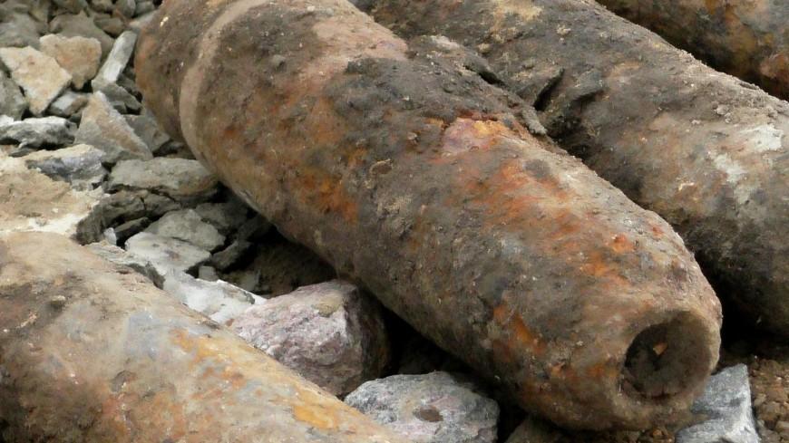 На юго-востоке Москвы обнаружили минометный снаряд времен ВОВ