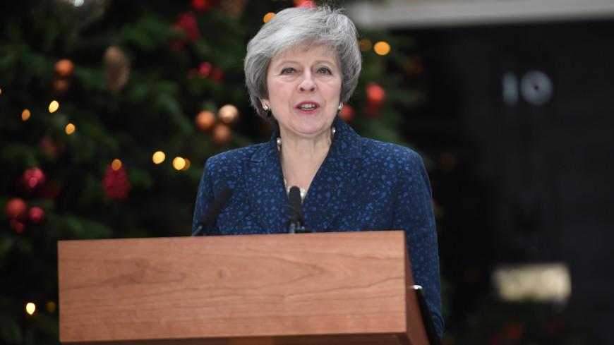 Тереза Мэй остается премьером Великобритании