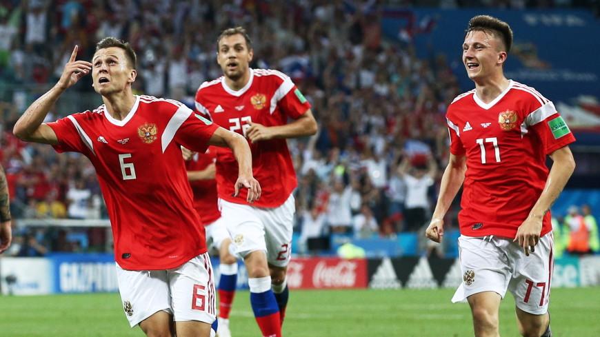 Головин, Дзюба и Черышев попали в топ-100 лучших футболистов 2018 года