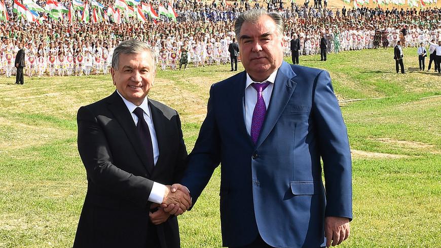 Узбекистан и Таджикистан вышли на уровень стратегического партнерства
