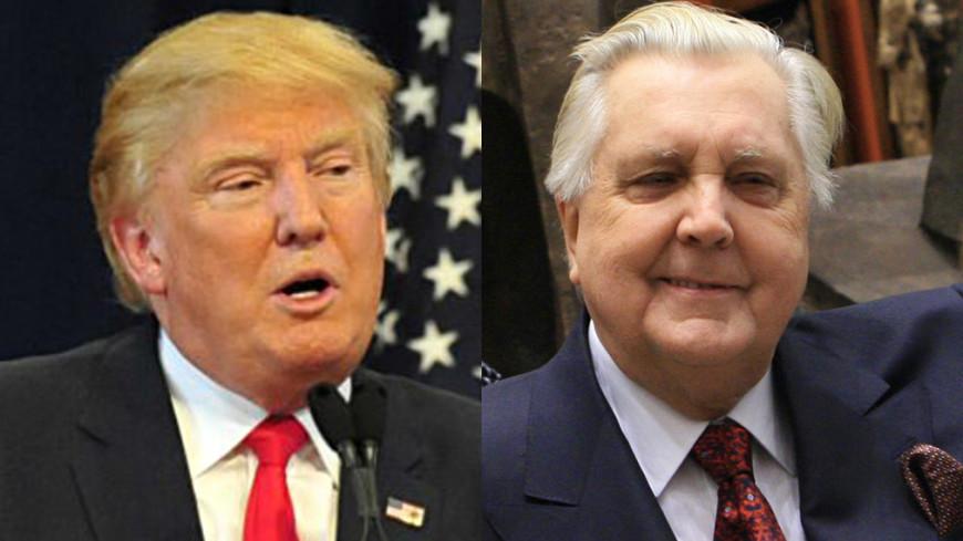 Что объединяет двух аристократов – Дональда Трампа и Илью Глазунова