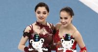 Олимпийский триумф: Загитова и Медведева взяли золото и серебро ОИ