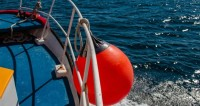 Казахстан активизирует морские перевозки на Каспии