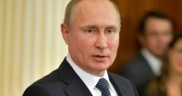 Путин: Россия не будет бесконечно терпеть удары боевиков в Восточной Гуте
