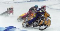 Спорт для отважных: Астана приняла чемпионат по спидвею на льду