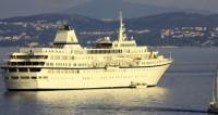 Семью из 23 человек сняли с круизного лайнера за мордобой