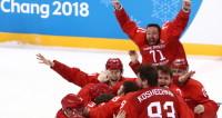 Историческая победа: российские хоккеисты выиграли золото ОИ