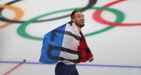 Голландский конькобежец Нейс завоевал «золото» Олимпиады
