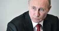 Путин направил Рухани соболезнования в связи с авиакатастрофой