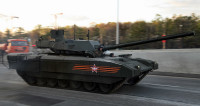 России скоро покажут беспилотную версию танка «Армата»