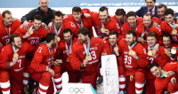 Герои Пхенчхана: российские атлеты везут 17 медалей