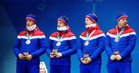 Норвежские «астматики» побили рекорд Игр по количеству медалей