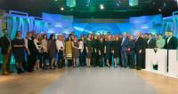«Мир» наградили за четверть века служения телезрителю