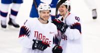 Норвегия стала соперником российских хоккеистов в 1/4 финала Игр