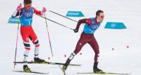 Российские лыжники завоевали серебро в командном спринте ОИ