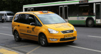 Какими будут такси, обслуживающие гостей ЧМ-2018 по футболу