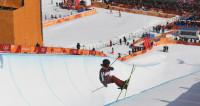 Олимпийский хафпайп: лыжница удивила всех проездом без трюков