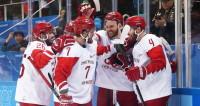 Российские хоккеисты пробились в финал Олимпиады