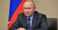 Путин поздравил буддистов России с Новым годом