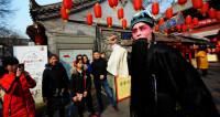 С шумом и гамом: китайцы встречают год Собаки