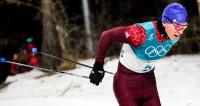 Российский лыжник Александр Большунов взял бронзу на Олимпиаде