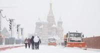 После мощного снегопада в Москву придут морозы