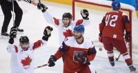 Канадские хоккеисты обыграли чехов и взяли «бронзу» Игр