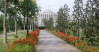 Молодые дизайнеры обновляют парки столицы Таджикистана