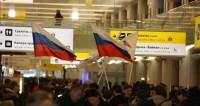 Со слезами на глазах: как встречали российских атлетов дома