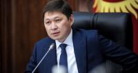Премьер Кыргызстана получил черный пояс по тхэквондо