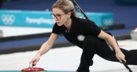 Российские керлингистки переиграли китаянок на олимпийском турнире