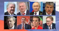 Битва за Кремль: всемером на одного Путина
