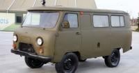УАЗ выпустит спецверсию «буханки» к 60-летию модели