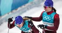 Российские лыжницы взяли «бронзу» в эстафете на Олимпиаде