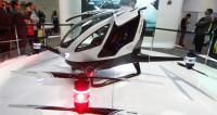 Китай первым в мире успешно испытал пассажирский беспилотник
